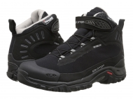 Ботинки Salomon DEEMAX 3 TS WP blackblack