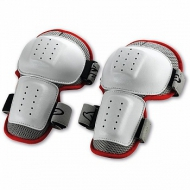 Защита колена NIDECKER Knee guards (whitered) (бр)