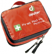 Аптечка Deuter First Aid Kit Active - без наполнения (papaya)