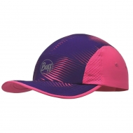 Кепка Buff RUN CAP OPTICAL PINK